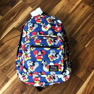 Disney Lounge Fly Authentic Backpack NWT